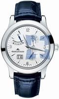 Replica Jaeger-LeCoultre Master Eight Days Mens Wristwatch Q1606420