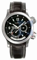 Replica Jaeger-LeCoultre Master Compressor Geographic Mens Wristwatch Q1718470