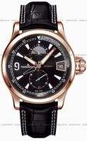 Replica Jaeger-LeCoultre Master Compressor GMT Mens Wristwatch Q1732441