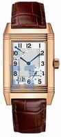 Replica Jaeger-LeCoultre Reverso Grande Date Mens Wristwatch Q3002401