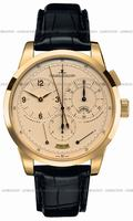 Replica Jaeger-LeCoultre Duometre and Chronograph Mens Wristwatch Q6011420