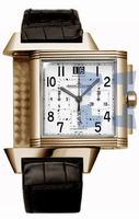 Replica Jaeger-LeCoultre Reverso Squadra Chronograph GMT Mens Wristwatch Q7012420