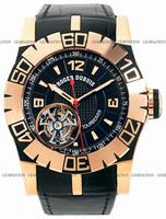 Replica Roger Dubuis Easy Diver Tourbillon Mens Wristwatch SED48-05-C5.N-CPG9.12