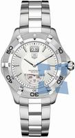Replica Tag Heuer Aquaracer Quartz Grand-Date 41mm Mens Wristwatch WAF1011.BA0822