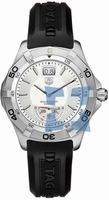 Replica Tag Heuer Aquaracer Quartz Grand-Date 41mm Mens Wristwatch WAF1011.FT8010