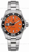Replica Tag Heuer Aquaracer 500M Quartz Mens Wristwatch WAJ1113.BA0870