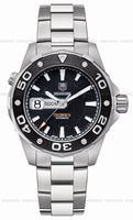 Replica Tag Heuer Aquaracer 500M Calibre 5 Mens Wristwatch WAJ2114.BA0871