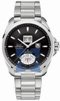 Replica Tag Heuer Grand Carrera Calibre 8 RS Grand Date GMT Mens Wristwatch WAV5111.BA0901