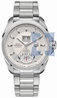 Replica Tag Heuer Grand Carrera Calibre 8 RS Grand Date GMT Mens Wristwatch WAV5112.BA0901
