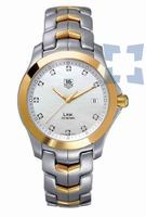 Replica Tag Heuer Link Quartz Mens Wristwatch WJF1153.BB0579