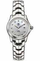 Replica Tag Heuer Link Quartz Ladies Wristwatch WJF1317.BA0572
