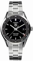 Replica Tag Heuer Carrera Twin Time Mens Wristwatch WV2115.BA0787