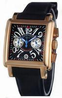 Replica Franck Muller Conquistador Cortez Chronograph Midsize Mens Wristwatch 10000 H CC-1