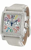 Replica Franck Muller Conquistador Cortez Large Ladies Ladies Wristwatch 10000 K CC COL DRM D CD
