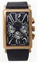 Replica Franck Muller Chronograph Midsize Mens Wristwatch 1200 CC AT-10