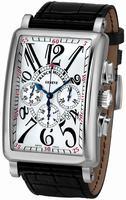 Replica Franck Muller Mens Medium Island Chronographe Midsize Mens Wristwatch 1200 CC AT