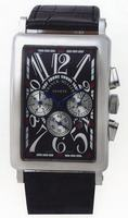 Replica Franck Muller Chronograph Midsize Mens Wristwatch 1200 CC AT-6