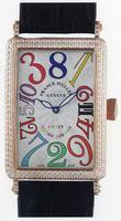 Replica Franck Muller Long Island Crazy Hours Large Unisex Unisex Wristwatch 1200 CH-11