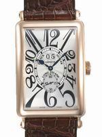 Replica Franck Muller Mens Large Long Island Large Mens Wristwatch 1200S6GG