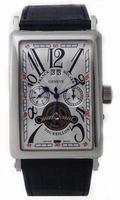 Replica Franck Muller Master Banker Tourbillon Large Mens Wristwatch 1350 T MB-4