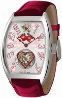Replica Franck Muller Cintree Curvex Sakura Small Ladies Ladies Wristwatch 3080 T