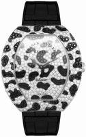 Replica Franck Muller Infinity Panther Large Ladies Ladies Wristwatch 3540 QZ PAN D CD