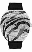 Replica Franck Muller Infinity Safari Extra-Large Ladies Ladies Wristwatch 3650 QZ SAF D CD