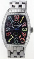 Replica Franck Muller Mens Small Cintree Curvex Large Mens Wristwatch 5850 SC COL DRM O-2