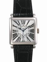 Replica Franck Muller Master Square Ladies Large Large Ladies Wristwatch 6000HSC