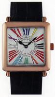 Replica Franck Muller Master Square Ladies Large Large Ladies Wristwatch 6002 M QZ R-34