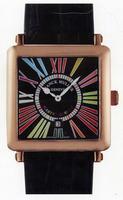 Replica Franck Muller Master Square Ladies Large Large Ladies Wristwatch 6002 M QZ R-35