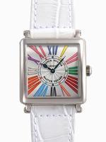 Replica Franck Muller Master Square Ladies Medium Midsize Ladies Wristwatch 6002LQZ