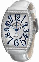 Replica Franck Muller Cintree Curvex Classique Midsize Ladies Ladies Wristwatch 6850 SC SUN D