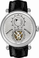 Replica Franck Muller DOUBLE MYSTERY Large Mens Wristwatch 7008 T DM