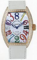 Replica Franck Muller Cintree Curvex Crazy Hours Large Mens Wristwatch 7851 CH-7