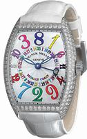 Replica Franck Muller Totally Crazy Midsize Ladies Ladies Wristwatch 7880 TT CH COL DRM D