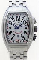 Replica Franck Muller King Conquistador Large Mens Wristwatch 8005 K SC O-1