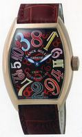 Replica Franck Muller Cintree Curvex Crazy Hours Extra-Large Mens Wristwatch 8880 CH-3