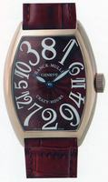 Replica Franck Muller Cintree Curvex Crazy Hours Extra-Large Mens Wristwatch 8880 CH-4