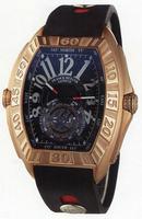 Replica Franck Muller Conquistador Grand Prix Extra-Large Mens Wristwatch 9900 T GP-15