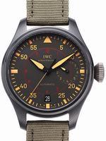 Replica IWC Big Pilots Watch Top Gun Miramar  Mens Wristwatch IW501902