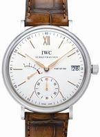 Replica IWC Portofino Hand-Wound Eight Days Mens Wristwatch IW510103