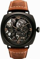Replica Panerai Officine Panerai Radiomir Tourbillon GMT Mens Wristwatch PAM00350