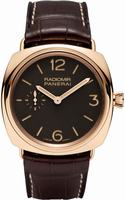 Replica Panerai Radiomir Oro Rosso 42mm Mens Wristwatch PAM00439
