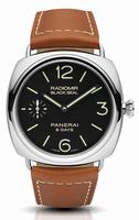 Replica Panerai Radiomir Black Seal 8 Days Mens Wristwatch PAM00609